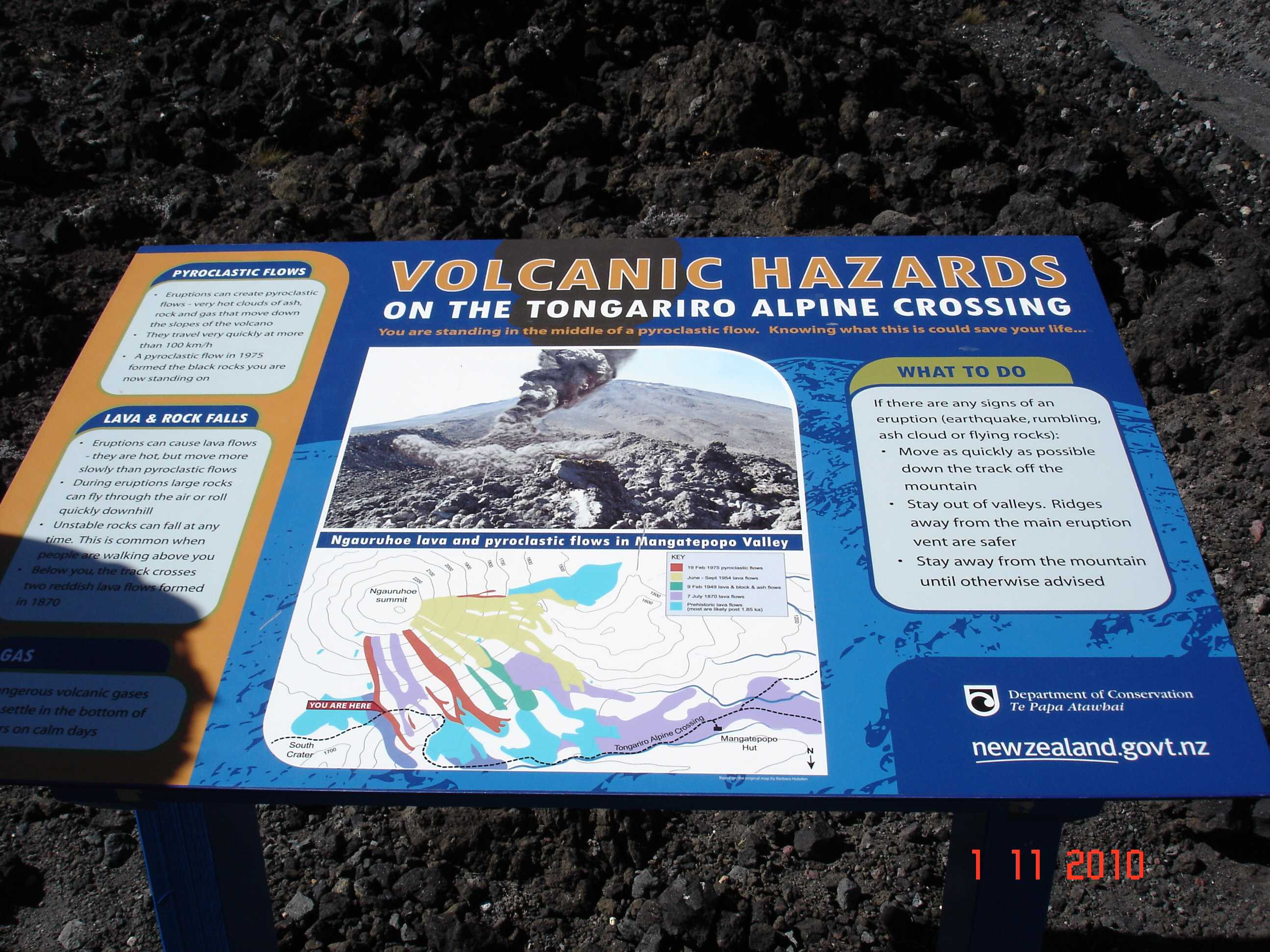 Tongariro Alpine Crossing-14